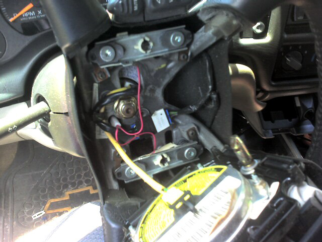 wh3 how to install steering wheel controls in your 95 chevy tahoe  at panicattacktreatment.co